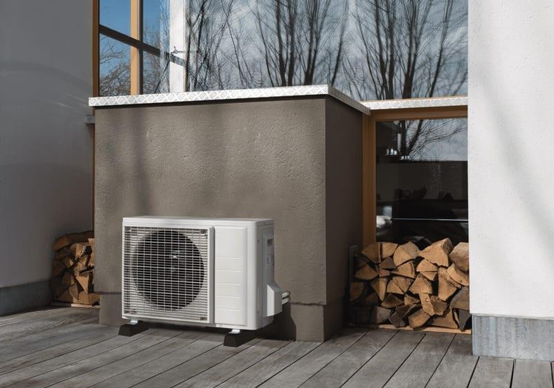 varmepumpe håndværkerfradrag Ebeltoft