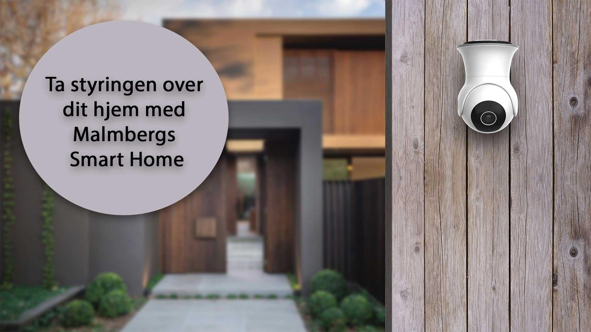 Smart Home Århus Djursland